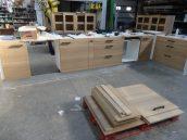Montage et réglage meubles de cuisine